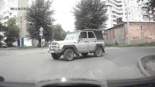 Пермь - УАЗ не Патриот