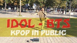 [KPOP IN PUBLIC CHALLENGE] IDOL - BTS (방탄소년단) Dance Cover