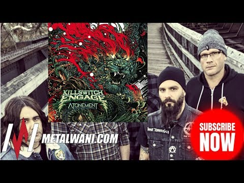 KILLSWITCH ENGAGE's Adam D on 'Atonement', Howard Jones & Next TIMES OF GRACE Album (2019)