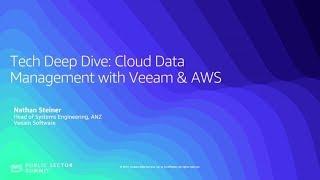 Tech Deep Dive: Cloud Data Management with Veeam & AWS