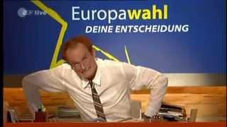 Piet Klocke erklärt: Europawahl