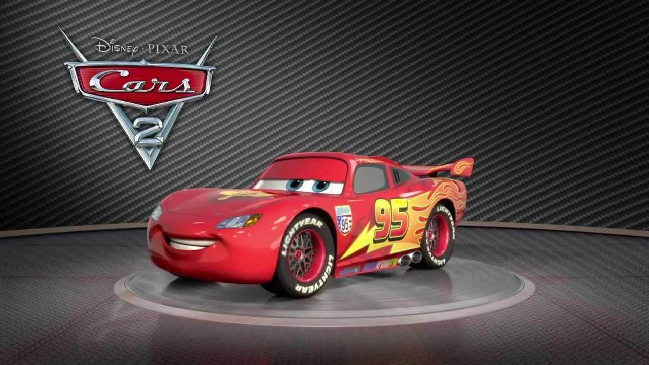 Trucks And Toys >> Bilar 2 - Blixten - YouTube