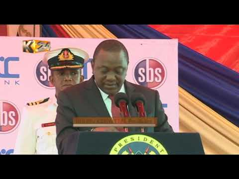 WE'VE FAILED YOU : President Kenyatta apologizes over failed pledges to small traders