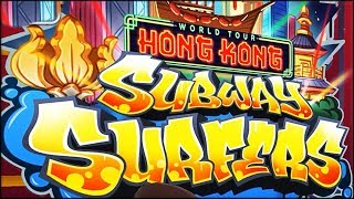 Subway Surfers World Tour 2018 - Hong Kong Gameplay
