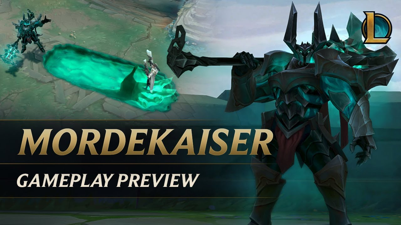 Riot Games Changing The Way They Patch, Mordekaiser Rework & Patch