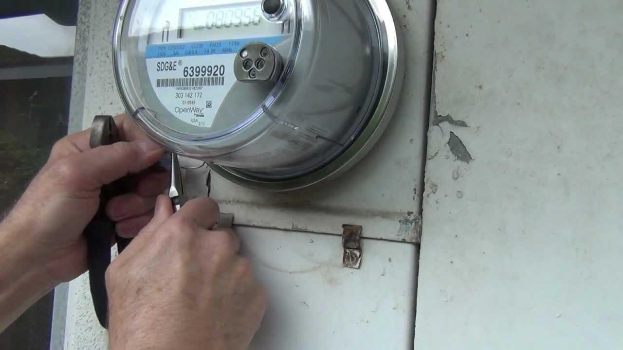 Smart Meter Removal Comment Remplacer Le Compteur