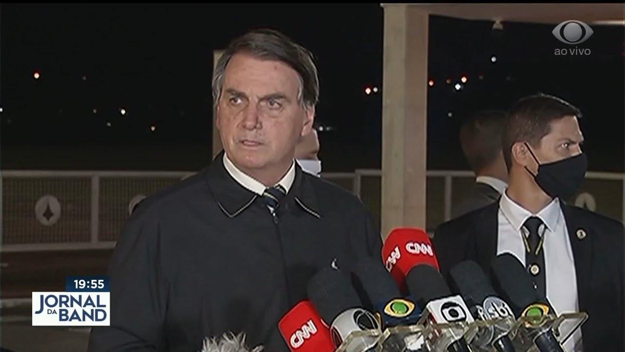 Notícias - Bolsonaro sobre vídeo: