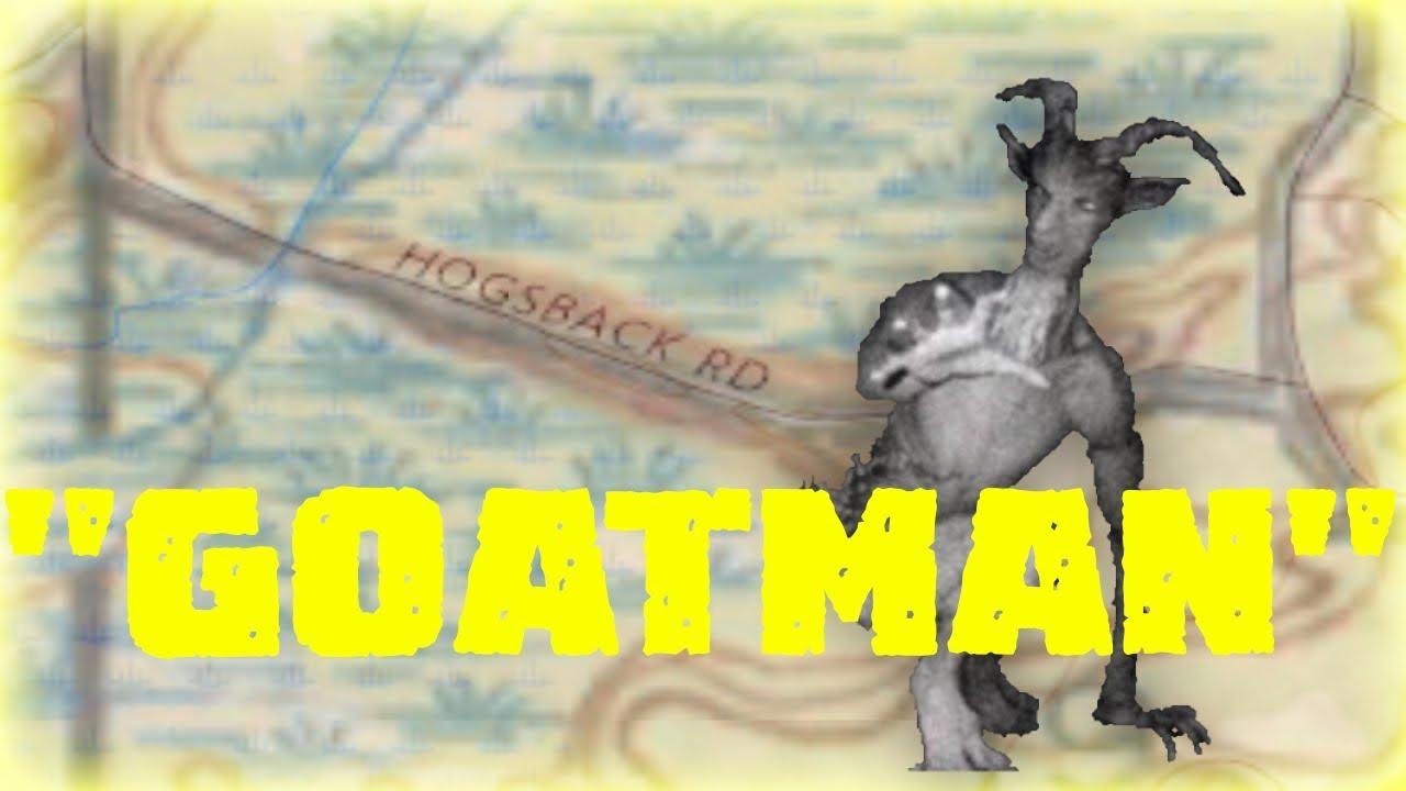 """Goatman"" - Hogsback Rd. - MotoVlog"