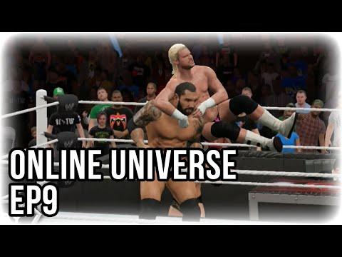 WWE 2K15 - Online Universe - Evolution v The Industry - EP9