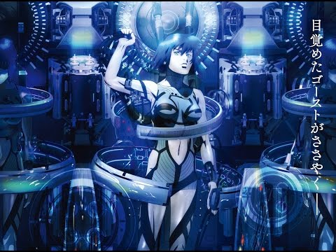 New Ghost in the Shell Anime Movie in 2015 - Follows ARISE!!