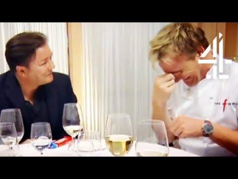 Ricky Gervais & Gordon Ramsay | The F Word