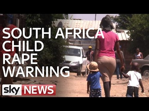 Woman Or Child Raped In South Africa Every 26 Seconds