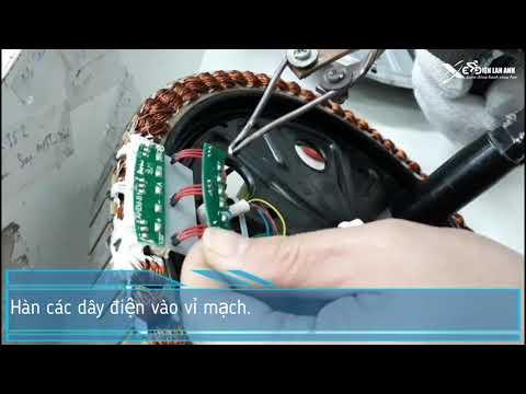 Hướng Dẫn Sửa Động Cơ Xe Điện Xe Máy Điện [Hướng Dẫn Thay Mắt động Cơ Xe Máy điện Xmen]