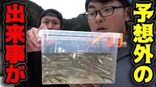 冬のダムで釣りをしたらまさかの展開で○○○匹越えに!! thumbnail