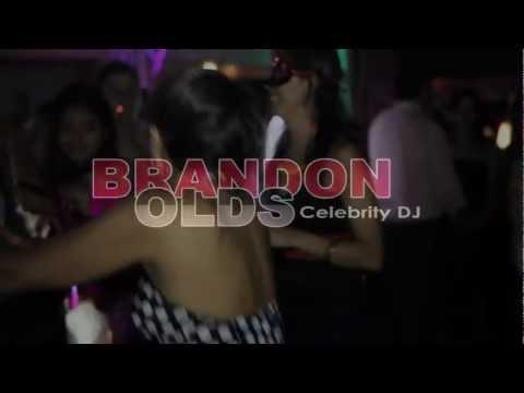 Celebrity DJ Brandon Olds in Argentina