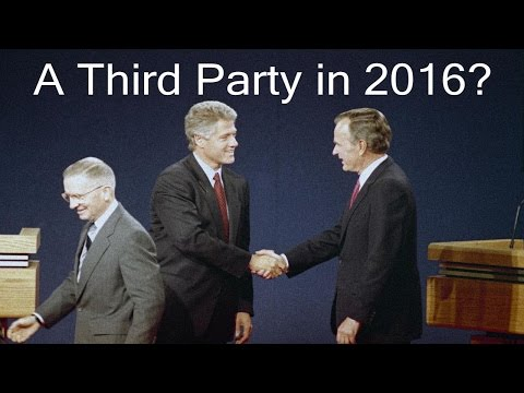 A Third Party Rise in 2016?