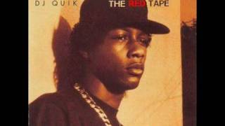 DJ QUIK THE RED TAPE - 11 Niggaz Trippin  12  Freestyle
