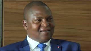 Centrafrique; Faustin Archange Touadera, la reconstruction dans la paix