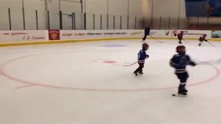 Федерация хоккея г. Новороссийска. Тренировка