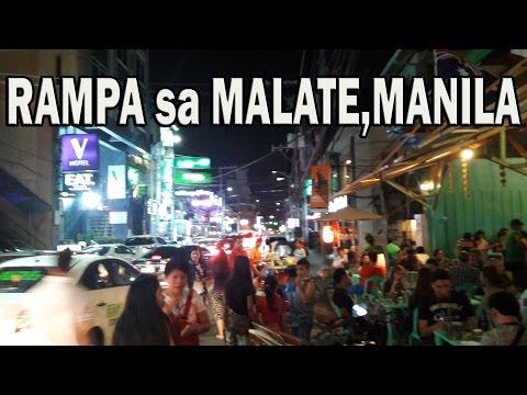 Ang Aking Pag - RAMPA sa Malate, Manila Nitong 2017