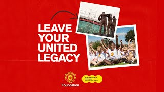 Remember a Charity Week: Leave your United Legacy