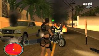 GTASA Crime Wars (1 March 2014) California Megamod