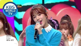 IZ*ONE (아이즈원) - O' My! [Music Bank Hot Debut / 2018.11.02]