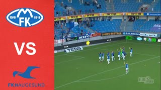 Molde FK 5-4 FK Haugesund