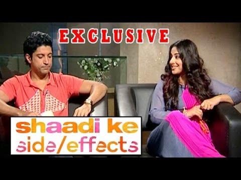 Shaadi Ke Side Effects | Vidya Balan & Farhan Akhtar Exclusive Interview