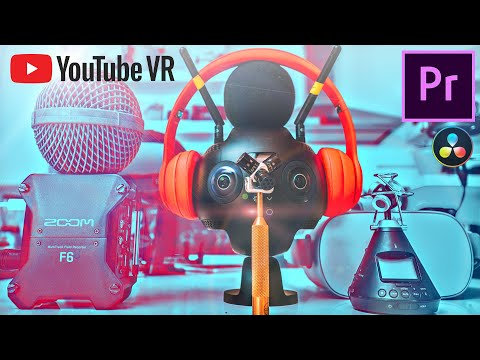 Export & Publish 360VR + 3D Spatial Audio CORRECTLY on YouTube VR | 2020 Guide