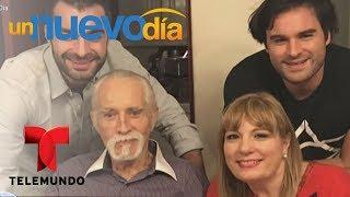 """¿Por qué salió Rogelio Guerra de """"La Casa del Actor""""?   Un Nuevo Día   Telemundo"""