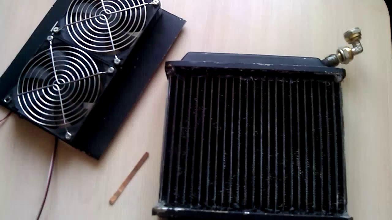 Радиатор сделать своими руками 15