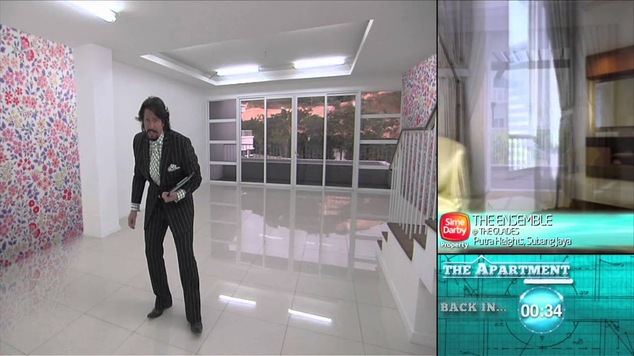 Ep5 design rule the apartment design your destiny high for Apartment design your destiny winner