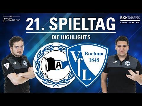 FIFA 19 Virtual Bundesliga | Arminia eSports vs. VfL Bochum