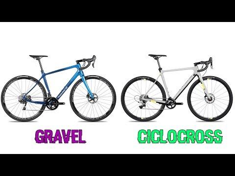Ciclocross vs Gravel