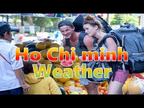 Ho chi minh monthly weather, 호치민여행,  월별 날씨 정리(우기,기온등)