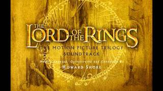 The Lord of The Rings Soundtrack - The Black Rider (High Quality Version)