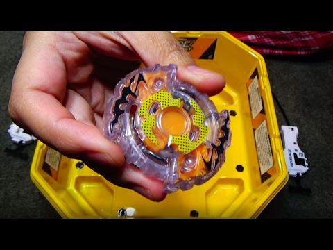 Casual Beyblade Battles Vol. 5 - HASBEYS!! Best Attack Combo?!