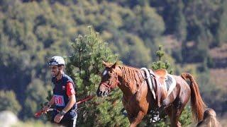 160 km Florac 2014 première participation.
