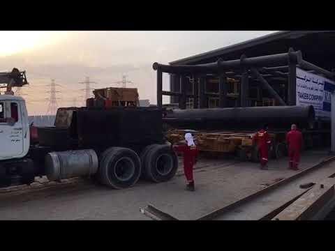 Marine works Kuwait Al-Rakeb company