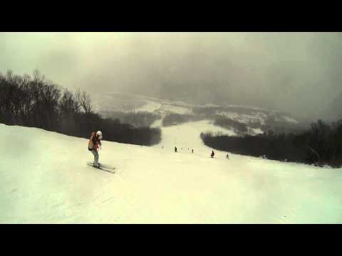 Cannon Mountain - Avalanche at 68 mph