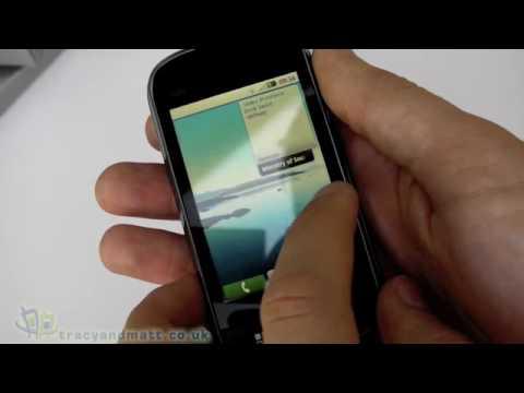Motorola Dext (Cliq) unboxing video