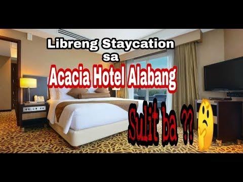 Acacia Hotel Alabang 2019 | Belle Veleña
