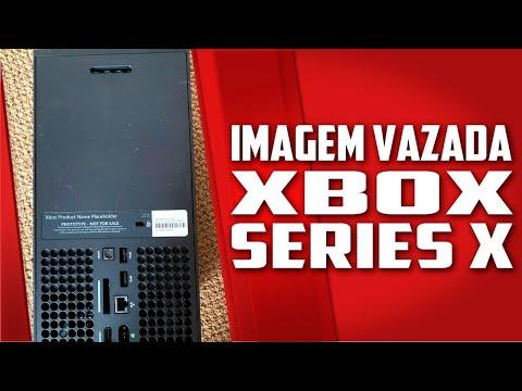 Fotos VAZADAS do novo XBOX SERIES X mostram mais e o jogo do Super Campeões