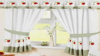 COOL 30 Kitchen Curtains Ideas - Kitchen Design Ideas