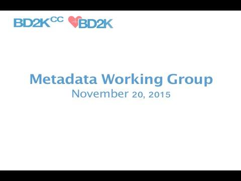 Metadata 2015 11 20