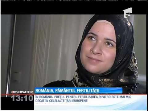 Strainii vin sa faca copii in Romania - Antena1, Observator