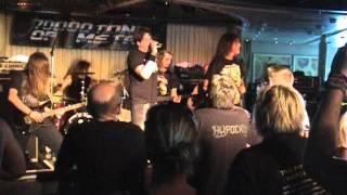 Sapiency - Believe - live at 70000 Tons of Metal 2012