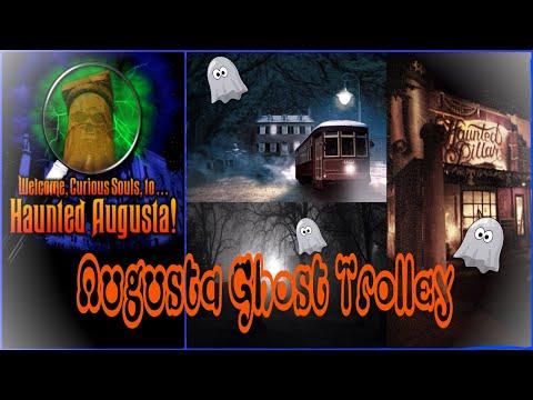 Augusta Ghost Trolley: Gravely Mistaken Tour