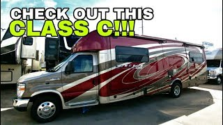 The perfect Class C Motorhome! Check out this Concord 300TS!